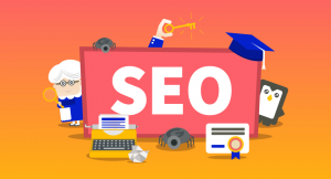 New blog about SEO